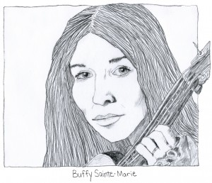 Buffy Sainte-Marie, 2016
