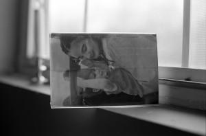 graduation, 35mm photograph