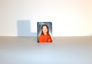 SACRED/TRASH home objects // School Picture, Gabrielle Muller
