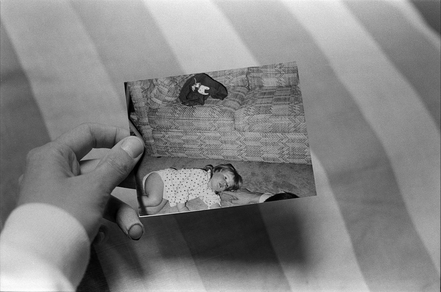 Katie // 35mm photograph, 2019