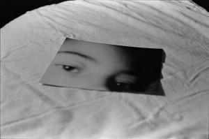 eyes, 35mm photograph