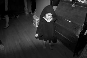 E in hoodie // digital photograph