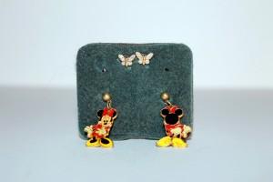 SACRED/TRASH home objects // Earrings // digital photograph