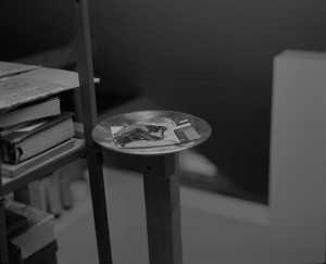 studio, 120mm photograph